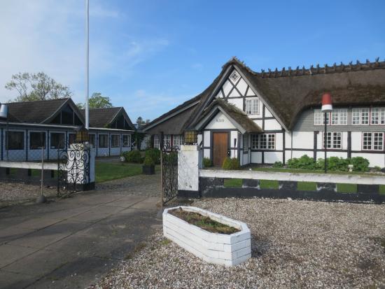 Vaeggerlose, Dinamarca: Hotellet från utsidan