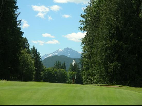 Kokanee Springs Golf Course