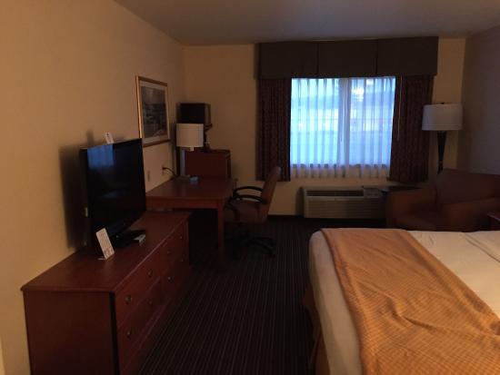 Best Western J. C. Inn: Room 213