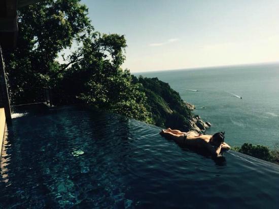 Paresa Resort Phuket: Room pool