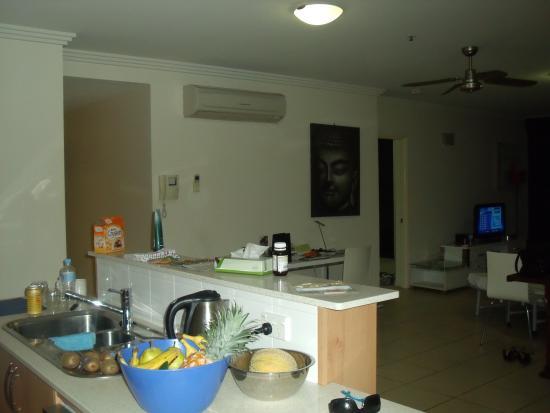 Piermonde Apartments: big appartment