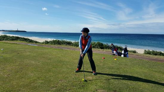 Wollongong Golf Club: My new favorite golf course. Take the challenge