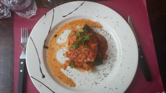 hoofdgerecht - picture of ciao ciao, rotterdam - tripadvisor