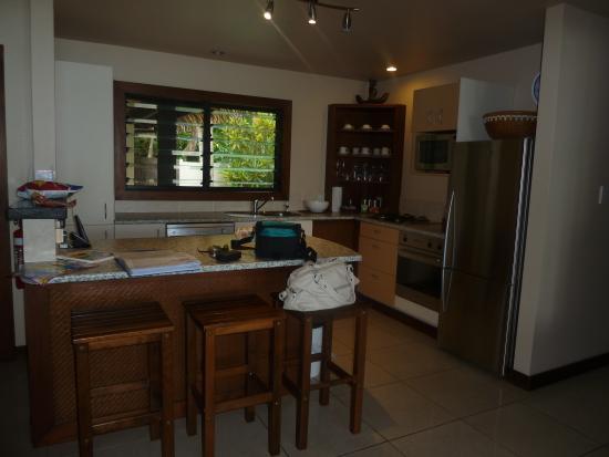 Rendezvous Villas: Kitchen