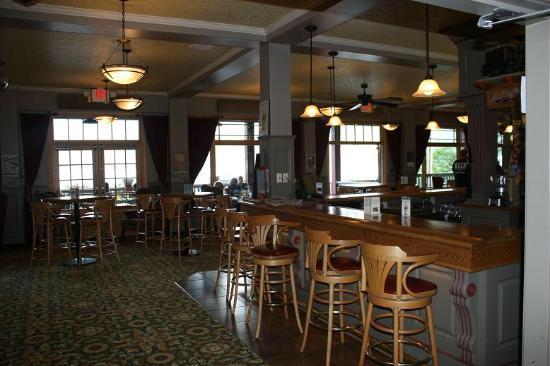 Kaslo Hotel: Bar