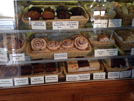 Catalina Coffee & Cookie Co. : Great pastries and breakfast burritos. The coffee was very good as well.