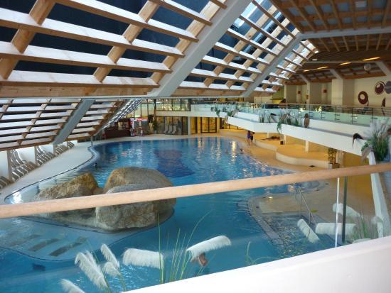 Olympia Sport: Pool view