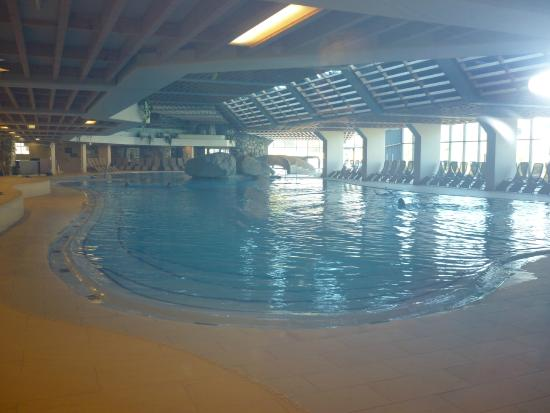 Olympia Sport: The large swimming pool