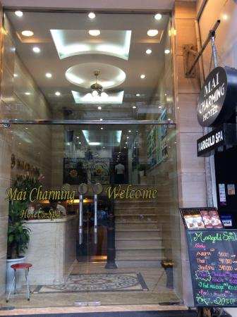 Mai Charming Hotel & Spa: Hotel internal