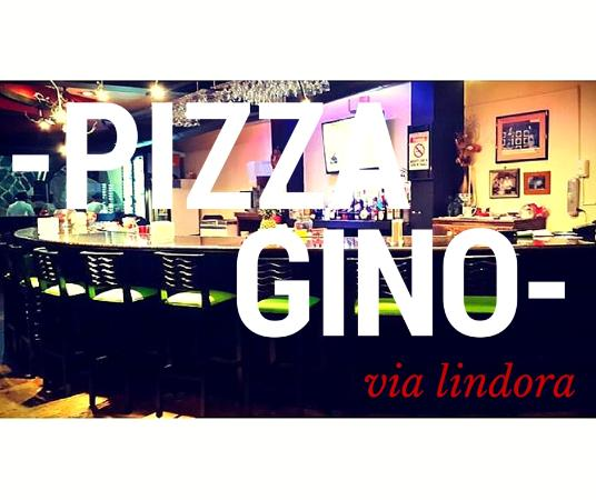 Pizza Gino: Barra