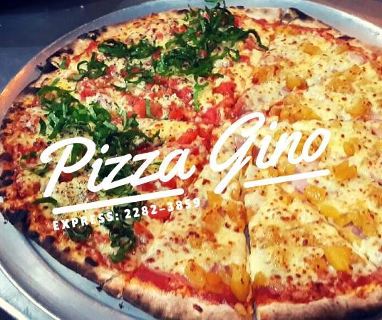 Pizza Gino: Pizza