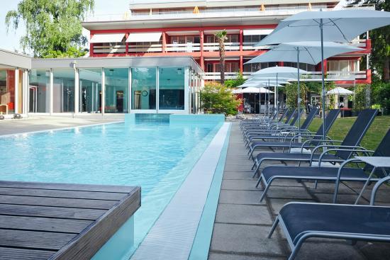 Hotel Eden Im Park: Solebad EDEN