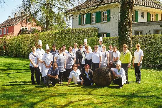Hotel Eden Im Park: EDEN Team