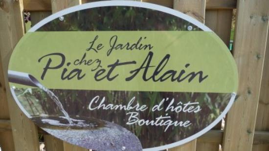 Walbourg, ฝรั่งเศส: Le Jardin chez Pia et Alain