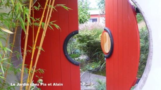 Le jardin chez pia et alain walbourg 2018 ce qu 39 il for Jardin a visiter 78