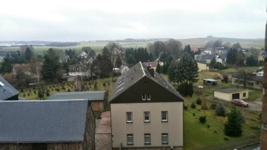 Burgstadt, Alemania: Window view