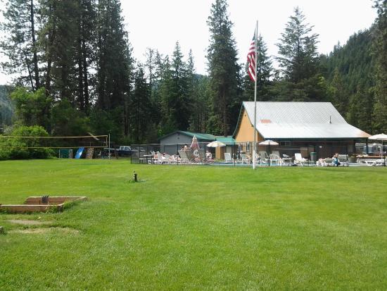 Gorgeous Campground Review Of Blu Shastin Rv Park Peshastin