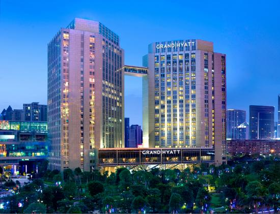 Grand Hyatt Guangzhou