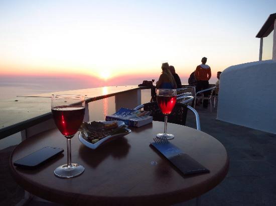 Manalis Winery: Uitzicht
