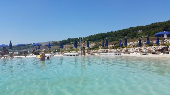 Piscina relax foto di 19 summer club santa cesarea - Bagno 19 santa cesarea terme ...