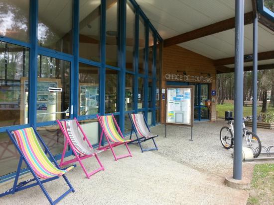 Espace d tente l 39 office de tourisme de seignosse picture of seignosse tourism office - Office de tourisme seignosse ...