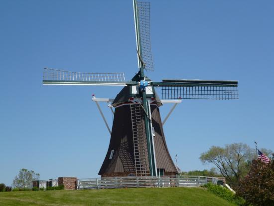 De Immigrant Windmill: Molen