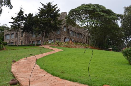 The Castle at Ngorongoro