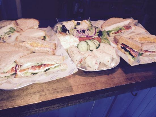Best food on the N22! - Traveller Reviews - The Auld Triangle