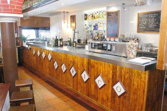 Barra fotograf a de restaurante casa perico madrid tripadvisor - Casa perico madrid ...