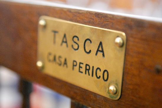 Tasca casa perico fotograf a de restaurante casa perico madrid tripadvisor - Casa perico madrid ...