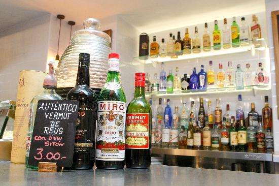 Vermouth de reus con sif n aut ntico picture of restaurante casa perico madrid tripadvisor - Casa perico madrid ...