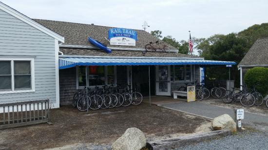 ‪Rail Trail Bike Shop‬