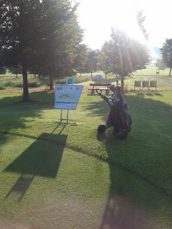 Golf-Club Schloss Elkofen: Morgenstund hat ....