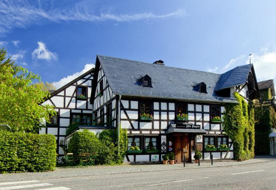 Zeit Ist Wichtig Romantik Hotel Alte Vogtei Hamm
