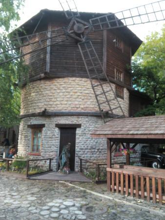 The Old Mill Hotel : ресторан Корчма