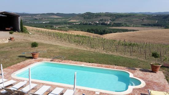 Piscina bild fr n agriturismo orciaverde montenero d for Disposizione del piano piscina