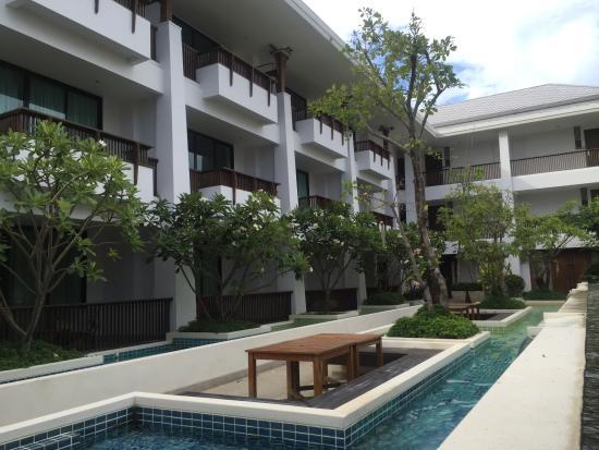 Mantra Resort: วิวจากชั้นล่าง