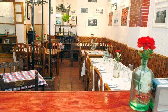 Pizarra de la barra fotograf a de restaurante casa perico madrid tripadvisor - Casa perico madrid ...
