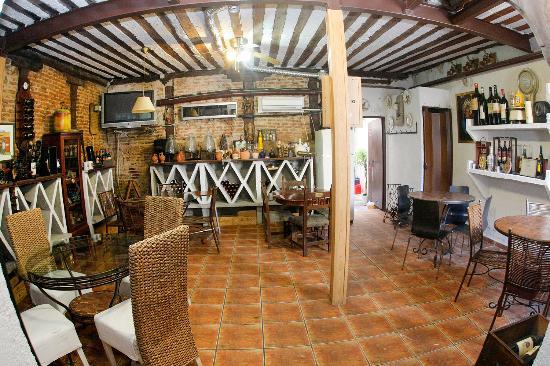 Bodega comedor privado fotograf a de restaurante casa perico madrid tripadvisor - Casa perico madrid ...