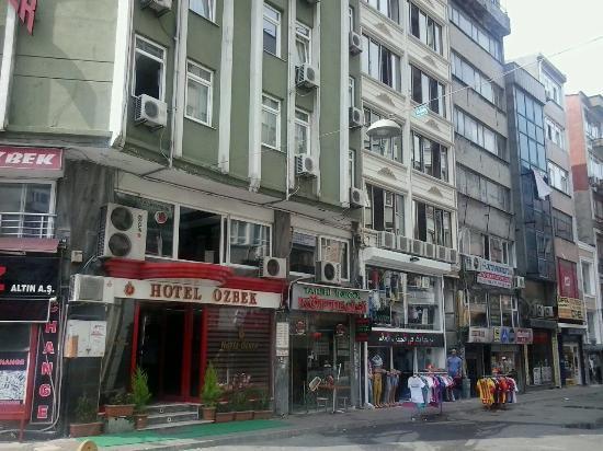 Ozbek hotel aksaray turkey reviews photos tripadvisor for Aksaray hotels