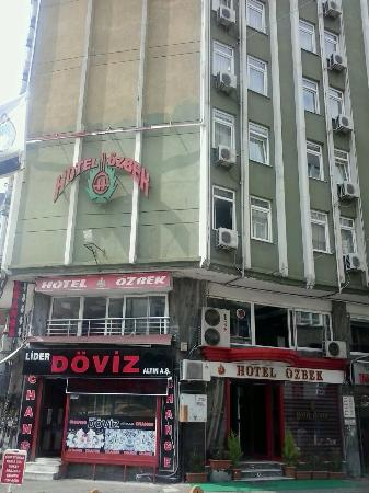 Ozbek hotel aksaray t rkiye otel yorumlar tripadvisor for Aksaray hotels