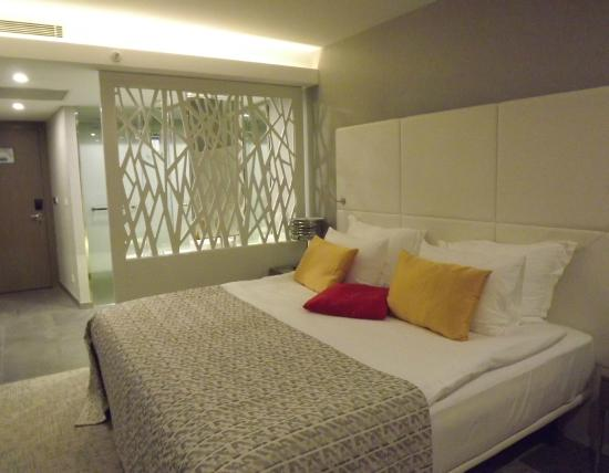 The Sense De Luxe Hotel : номер стандарт