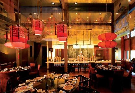 Hilton Kuala Lumpur: Restaurant