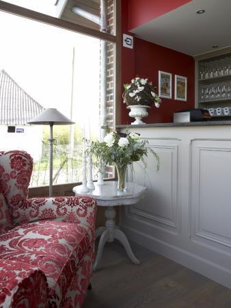Semmerzake, Belgien: Lounge
