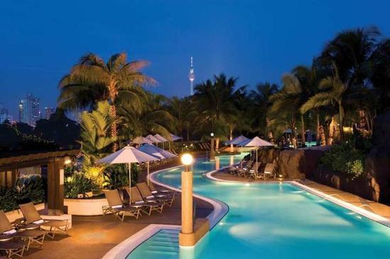 Hilton Kuala Lumpur: Recreational Facilities