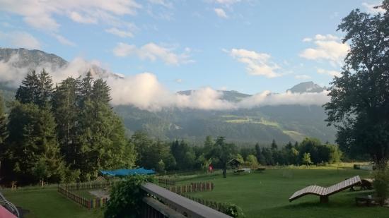 Kinderhotel Ramsi Erlebniswelt: Wunderbare Aussicht