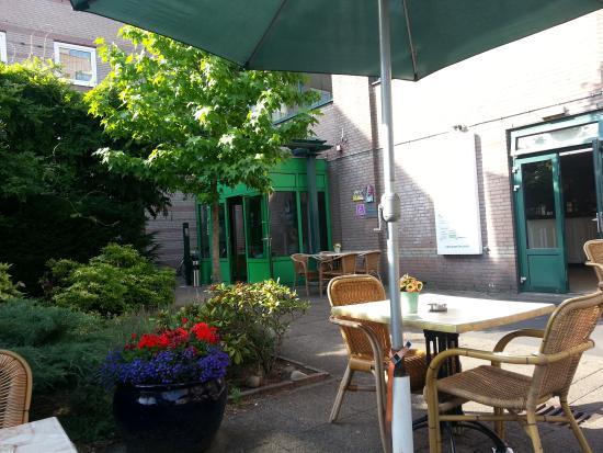 Campanile Amersfoort: terrasse