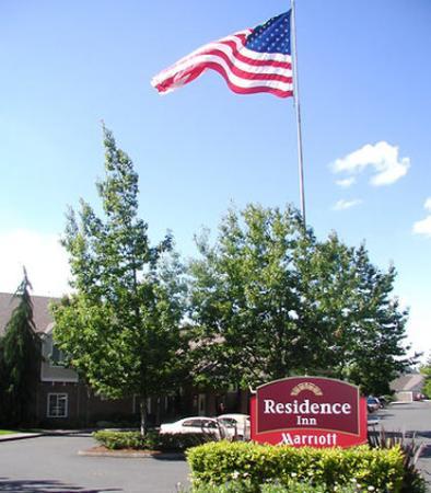Residence Inn Portland Hillsboro: Exterior