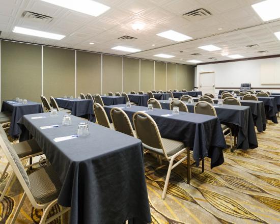Comfort Inn & Suites Syracuse Airport: Versatile Meeting Space