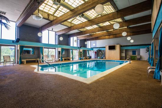 Comfort Inn Airport: Pool